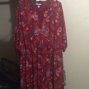 Dresses & Skirts - Beautiful floral dress